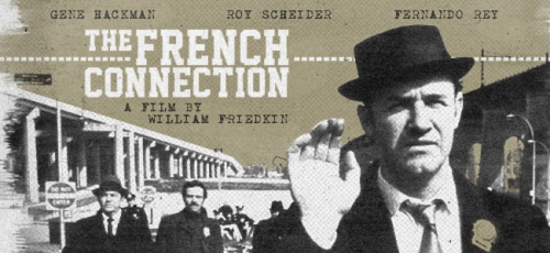 french connection,william friedkin,gene hackman