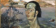 Autoportrait au cou de Raphael vers 1921 Fundactio Gala Salvador Dali Figueres Salvador Dali Fundacio Gala Salvador Dali Adagp Figueres Paris 2012--469x239.jpg