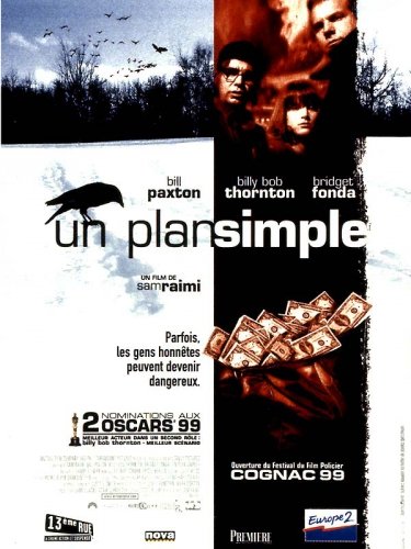 un plan simple,sam raimi,bill paxton billy bob thornton