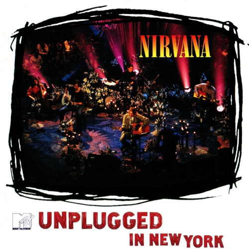 nirvana,unplugged in new york,kurt cobain