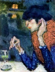 picasso -buveuse d'absinthe.jpg