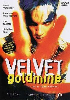 velvet goldmine,glam rock