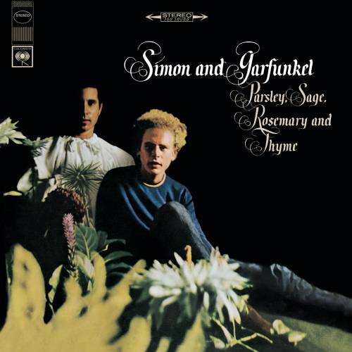 simon and garfunkel,paisley sage rosemary and thyme