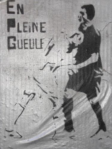 sur les murs en Avignon - juillet 2008.JPG
