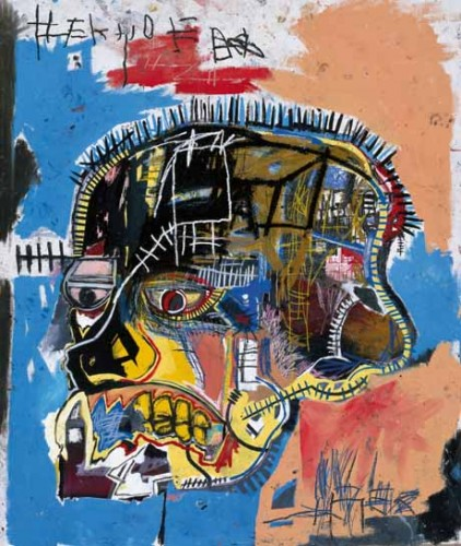Jean-Michel Basquiat, « Untitled », 1981..jpg