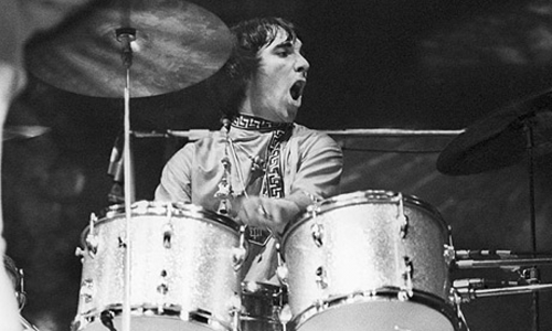keith moon,the who;