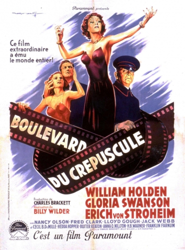boulevard du crepuscule,billy wilder